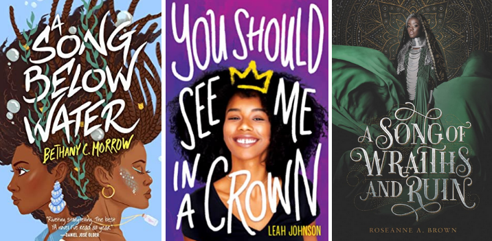3 debut ya books by black authors