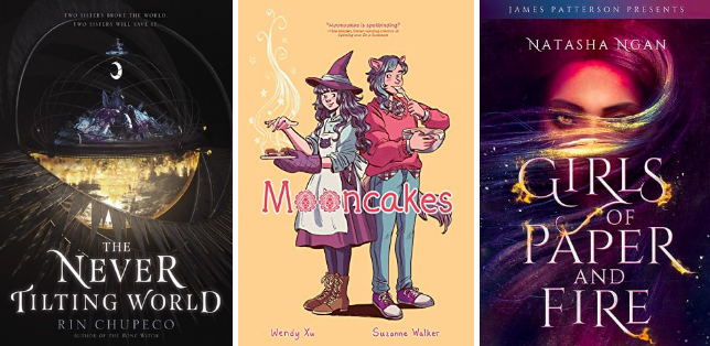 queer fantasy reads