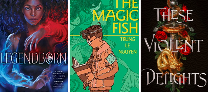 fall reads legendborn magic fish violent delights