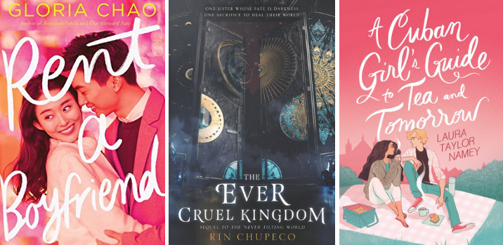 new releases rent a boyfriend ever cruel kingdom cuban girl's guide to tea and tomorrow