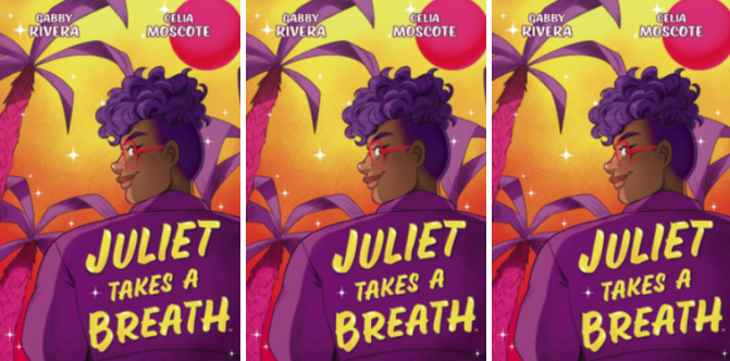 juliet takes a breath graphic novel