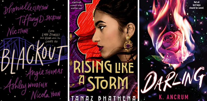 new releases blackout rising like a storm darling