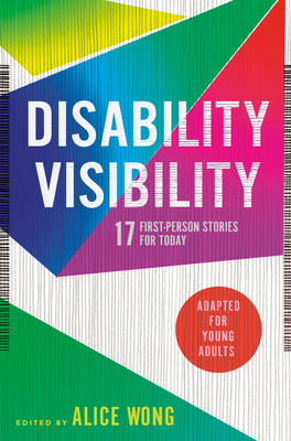 The book cover features the title in all capital letters with a background of several large geometric shapes in bright colors.