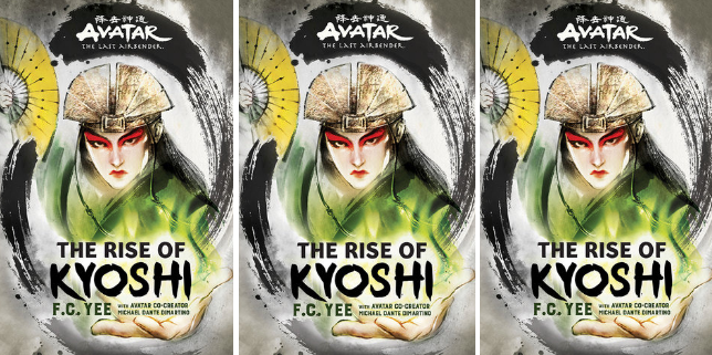 The Rise of Kyoshi