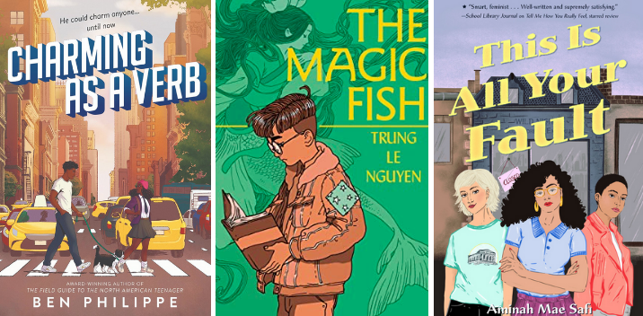 new releases the magic fish charming as a verb this is all your fault