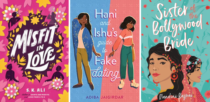 misfit in love sister of the bollywood bride Hani and Ishu's Guide to Fake Dating