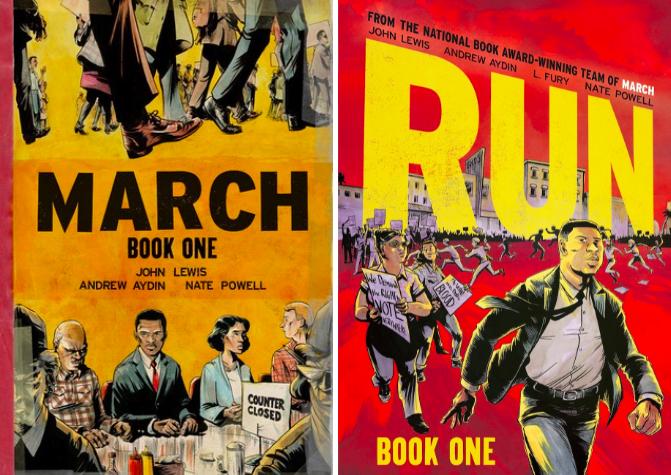march run